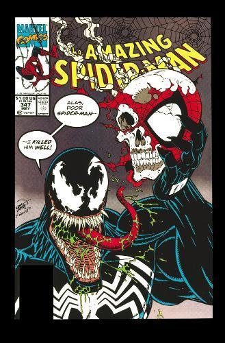 Spider-Man: The Vengeance of Venom Cover