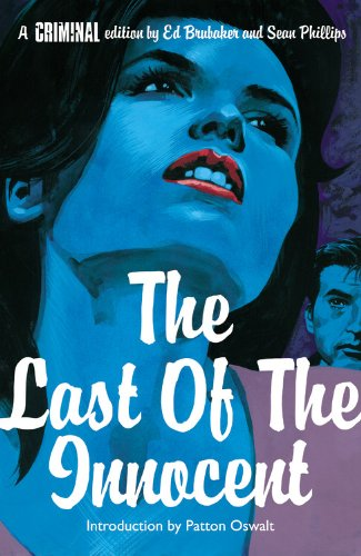 Criminal: The Last of the Innocent cover