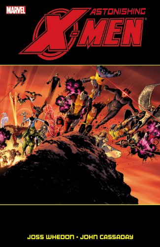 Astonishing X-Men by Joss Whedon & John Cassaday Ultimate Collection - Book 2