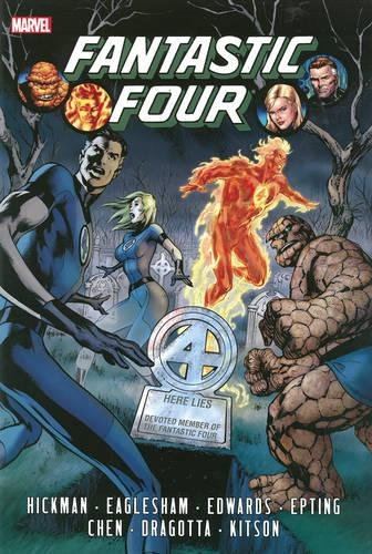 Fantastic Four by Jonathan Hickman Omnibus Vol. 1