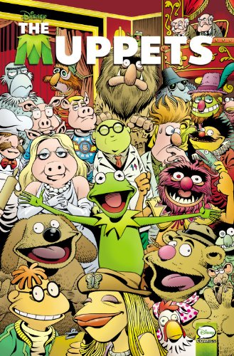 Muppets Omnibus cover
