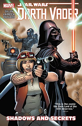 Star Wars: Darth Vader Vol. 2: Shadows and Secrets (Star Wars (Marvel)) - Kieron GillenSalvador Larroca