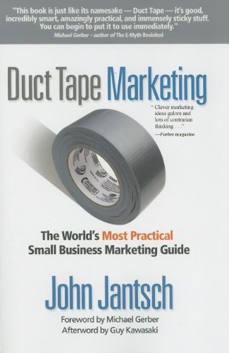 Finding books and ebooks marketing libguides at austin community duct tape marketing the worlds most practical small business marketing guide by jantsch john fandeluxe Image collections