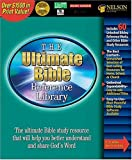 The Ultimate Bible Reference Library CD-ROM