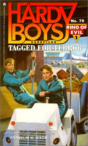 Tagged for Terror cover