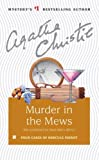 Murder in the Mews and Other Stories by  Agatha Christie (Library Binding - October 1999)