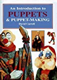 cover of Introduction to Puppets and Puppet-Making