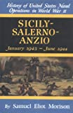 Volume Nine picks up the story of the U.S. Navy in the Mediterranean where volume two leaves off, covering three major amphibious operations: North Africa to Sicily (usky), Italian mainland at Salerno and Naples (Avalanche), and the third, to Anzio (Shingle), a big side-step. Filled with many maps and file photographs.