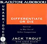 Buy Differentiate or Die from Amazon