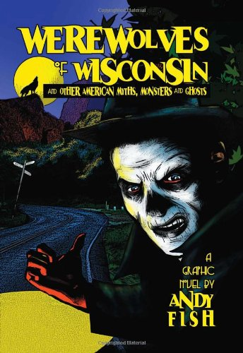 Werewolves of Wisconsin cover