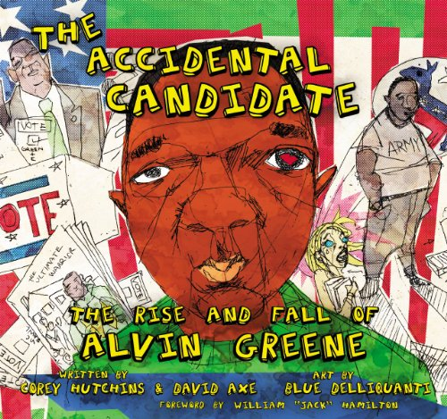 The Accidental Candidate cover