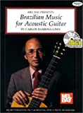 Brazilian Music for Acoustic Guitar Book/CD Set