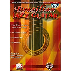 Brazilian Jazz Guitar (Book & CD)