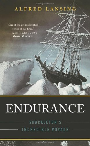 Endurance: Shackleton's Incredible Voyage Book Cover Picture