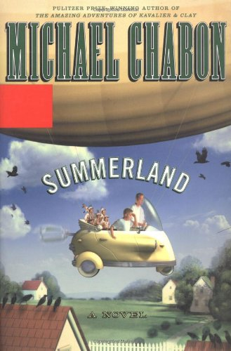 Summerland: A Novel, Chabon, Michael