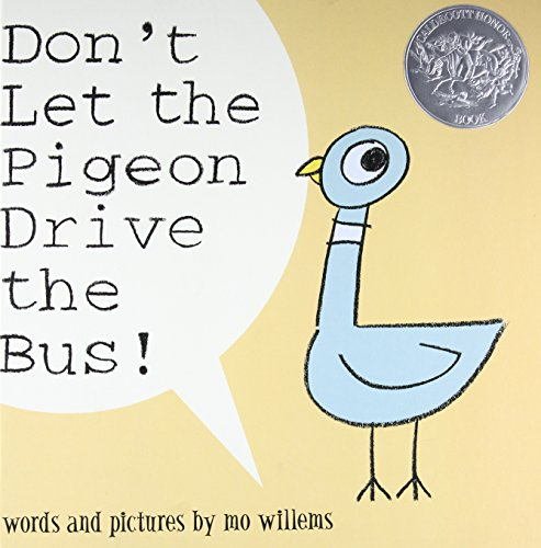 [Don't Let the Pigeon Drive the Bus!]