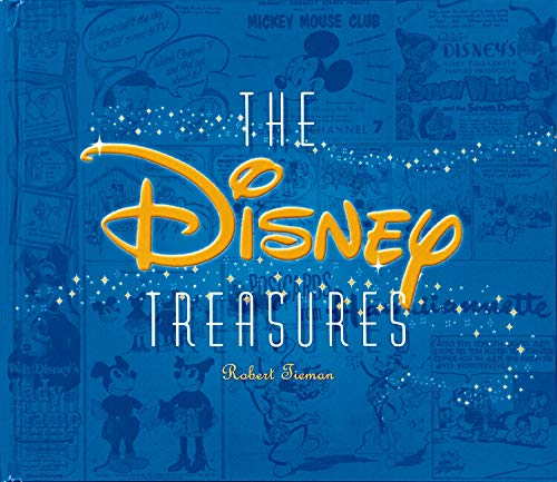 The Disney Treasures cover