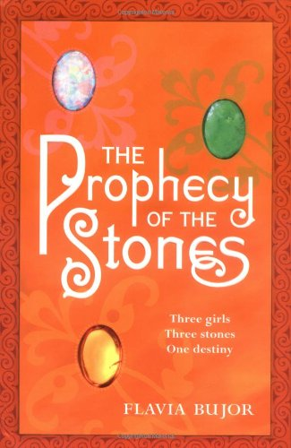 The Prophecy of the Stones, Bujor, Flavia
