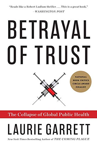 Betrayal of Trust, by Garrett, L.