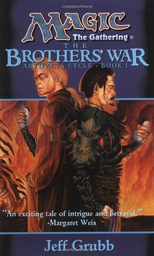 The Brothers' War Cover