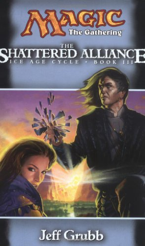 The Shattered Alliance Cover