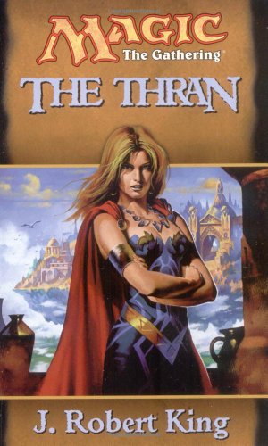 The Thran Cover