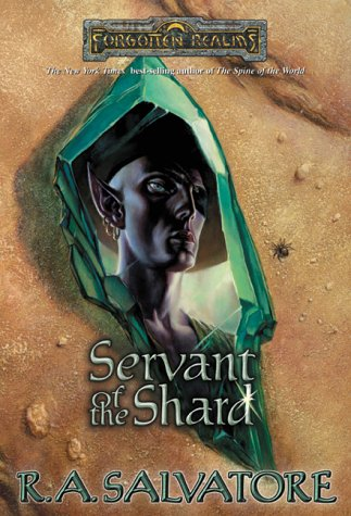 Servant of the Shard Cover