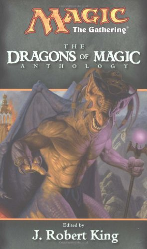 The Dragons of Magic Cover