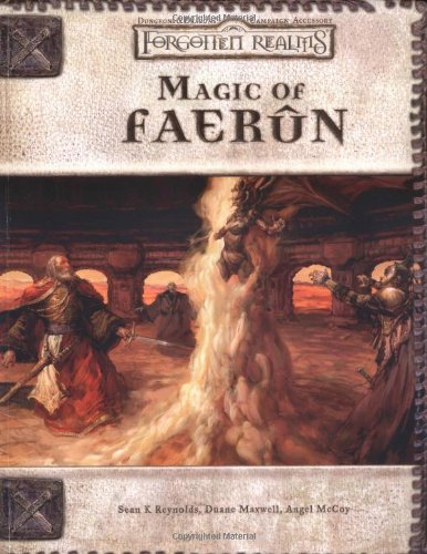 Magic of Faerun (Dungeons & Dragons d20 3.5 Fantasy Roleplaying), McCoy, Angel Leigh; Reynolds, Sean K.