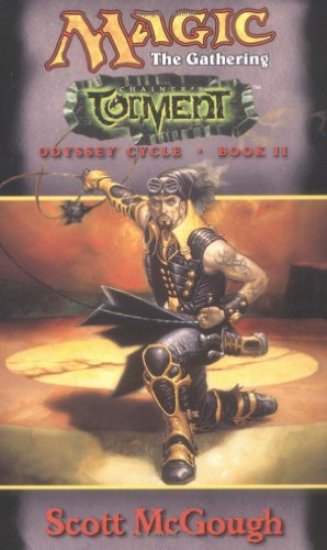Chainer's Torment Cover