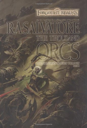 The Thousand Orcs Cover