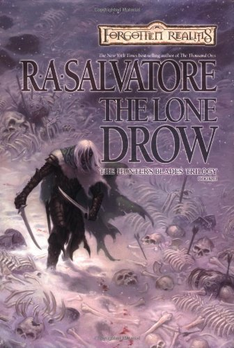 The Lone Drow Cover