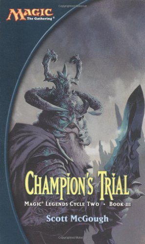 Champion's Trial Cover