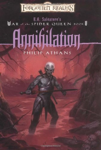 Annihilation Cover