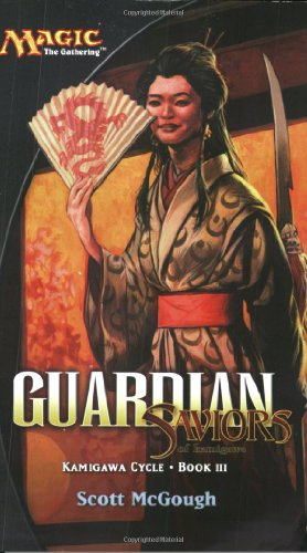 Guardian: Saviors of Kamigawa Cover