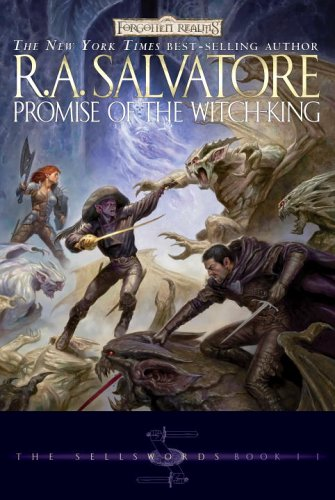 The Promise of the Witch King Cover