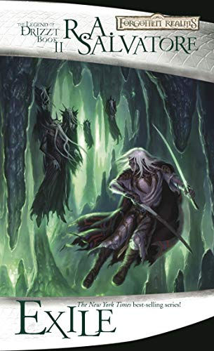 Exile (The Legend of Drizzt), Salvatore, R.A.