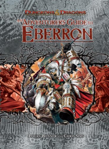 An Adventurer's Guide to Eberron (D&D Retrospective)