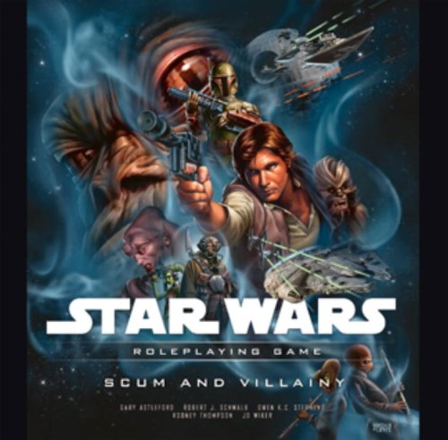Scum and Villainy (Star Wars Roleplaying Game)