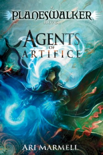 Agents of Artifice Cover