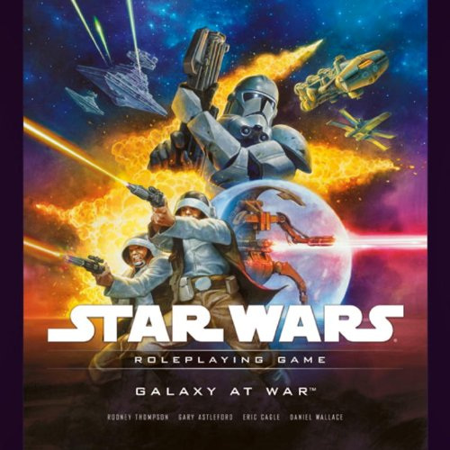 Galaxy at War: A Star Wars Roleplaying Game Supplement
