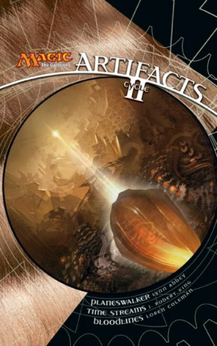 Artifacts Cycle Vol. 2 Cover