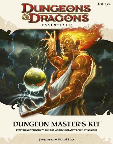 Dungeon Master's Kit: An Essential Dungeons & Dragons Kit (4th Edition D&D)