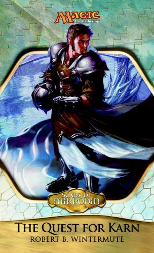 Scars of Mirrodin: The Quest for Karn Cover