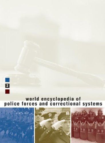 PDF World Encyclopedia of Police Forces and Correctional Systems v 2