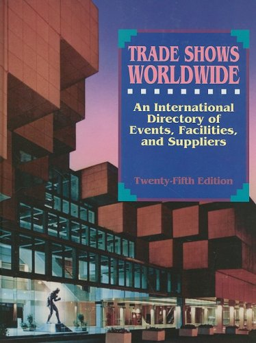 Trade Shows Worldwide book cover