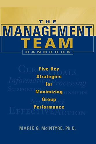 The Management Team Handbook