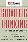 Buy Strategic Thinking for the Next Economy from Amazon