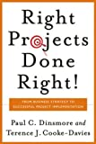 Buy Right Projects Done Right: From Business Strategy to Successful Project Implementation from Amazon