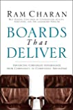 Buy Boards that Deliver : Advancing Corporate Governance From Compliance to Competitive Advantage from Amazon